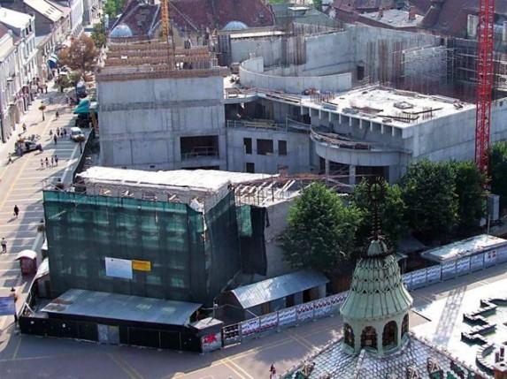 Nastavak izgradnje Narodnog pozorišta iz budžeta Republike Srbije?