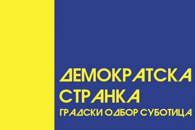 Saopštenje GrO Demokratske stranke