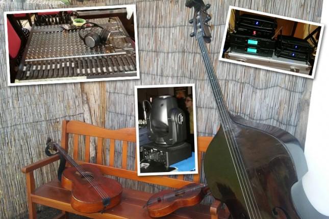 Tamburaškom orkestru vraćeno sedam instrumenata