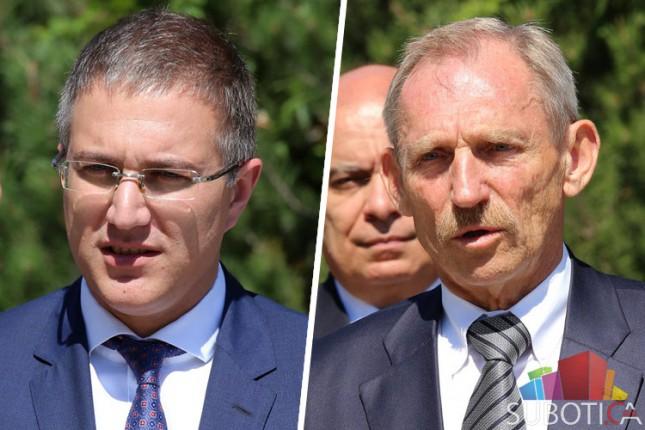 Sastanak ministara Srbije i Mađarske u Hajdukovu