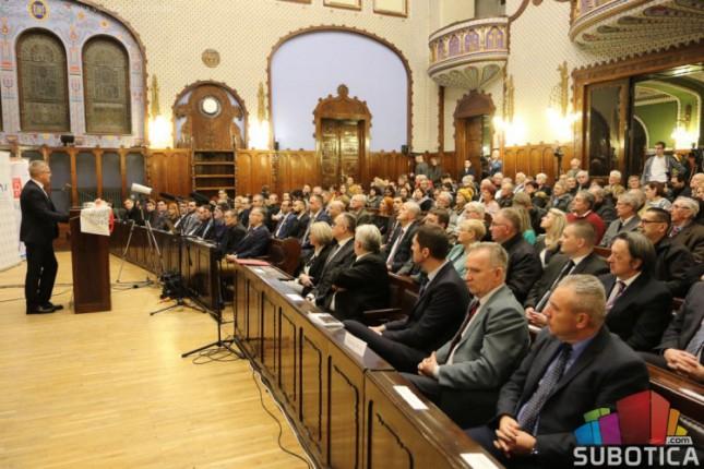 Hrvatska zajednica proslavila Dan prvog saziva HNV