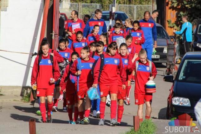 Subotica domaćin kvalifikacionog turnira za kadetkinje za Evropsko prvenstvo u fudbalu