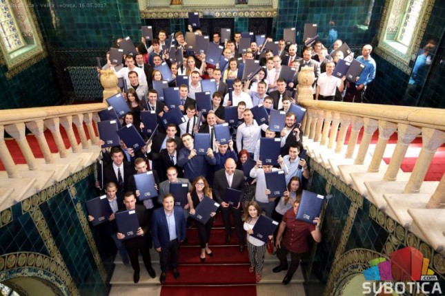 Svečano dodeljene diplome inženjerima Visoke tehničke škole strukovnih studija