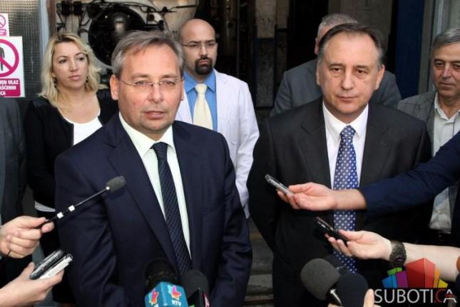 Maglai: Toplana neće menjati cene do kraja grejanja sezone