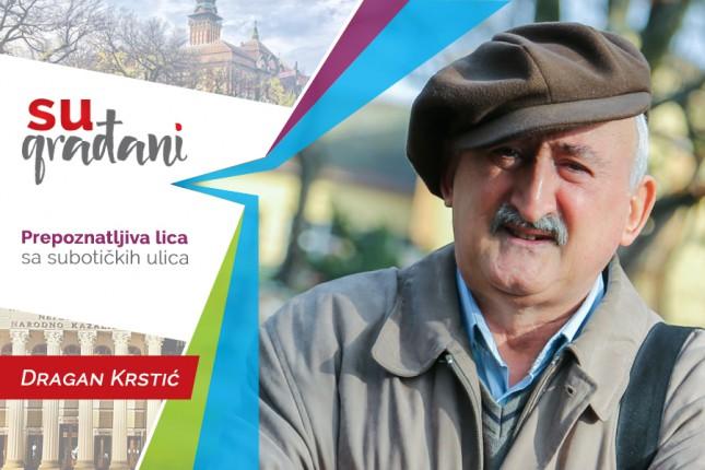 """SUgrađani: Dragan Krstić, profesor filozofije - """"Tri boje jedne nauke"""""""