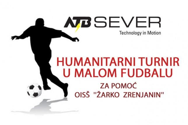 Najava humanitarnog turnira u malom fudbalu u organizaciji ATB Sever