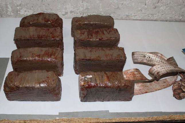 Zaplenjeno preko 15 kilograma marihuane na Horgošu