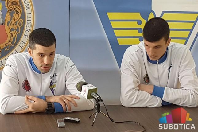 Košarkaši Spartaka sutra dočekuju OKK Beograd