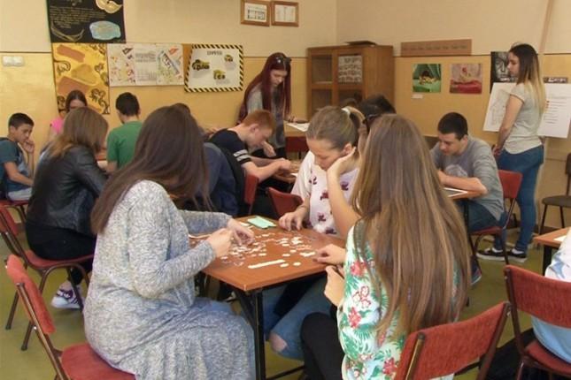 Istorija grada u Politehničkoj školi