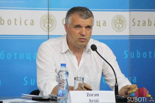 Arsić demantovao izjave Ostrogonca