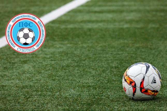 Fudbal: Počelo prvenstvo u Područnoj ligi Subotica