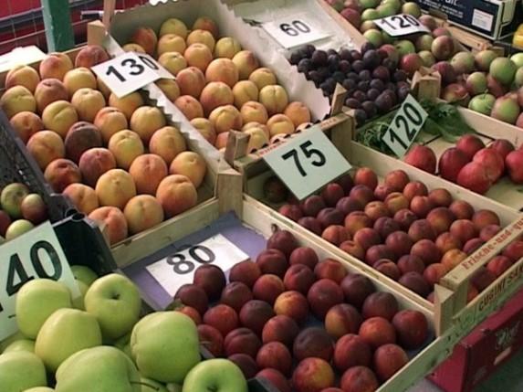 Cene voća duplo skuplje nego prošle godine