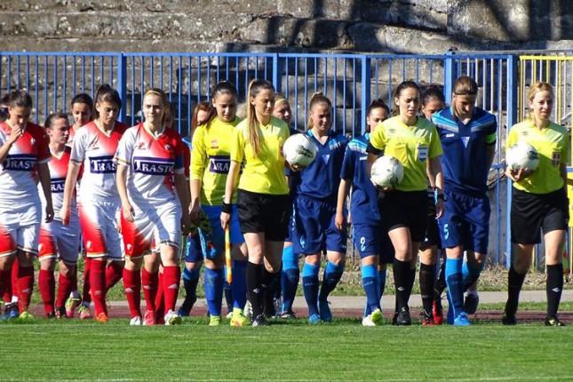 Fudbalerke Spartaka ubedljivom pobedom do finala Kup Srbije