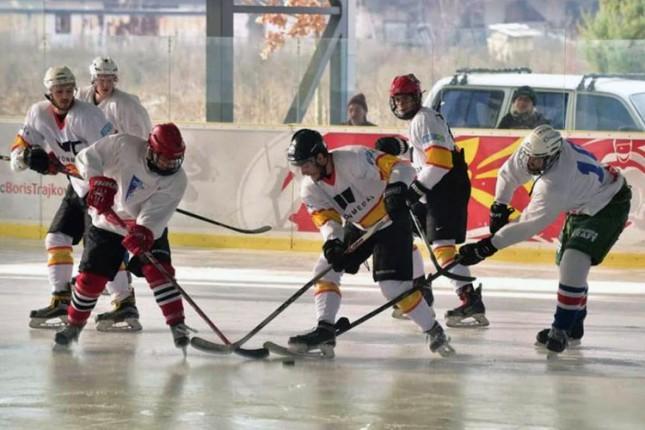 Hokej na ledu: Seniori Spartaka osvojili turnir u Skoplju