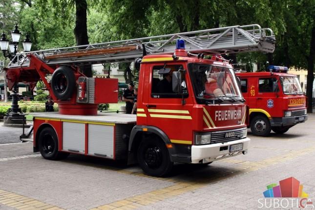 Stanje Subotičke vatrogasne brigade je zadovoljavajuće