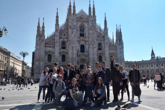 Učenici iz Subotice boravili kod vršnjaka u Italiji