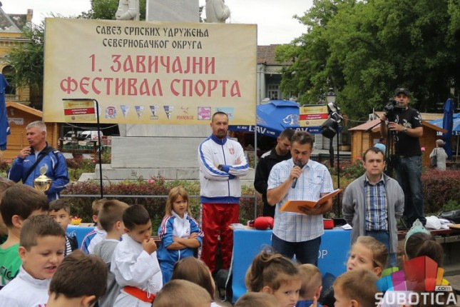 Održan 1. Zavičajni festival sporta