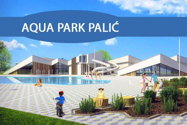 Sutra polaganje kamen temeljca za akva park na Paliću