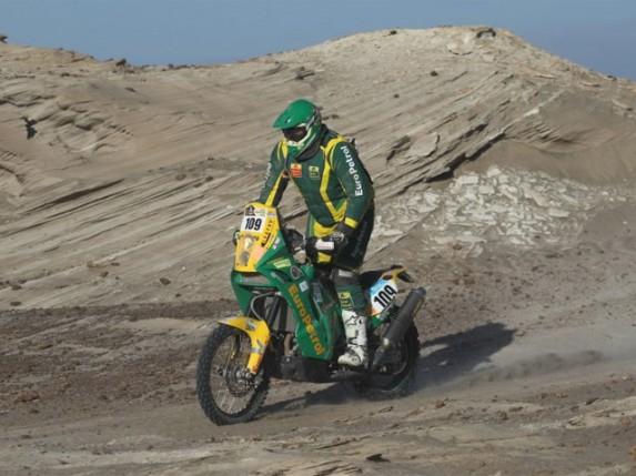 Sagmajster na Abu Dabi desert challenge kupu