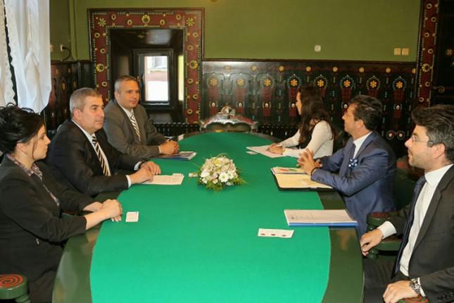 Ambasador Misije OEBS u Srbiji u poseti Subotici