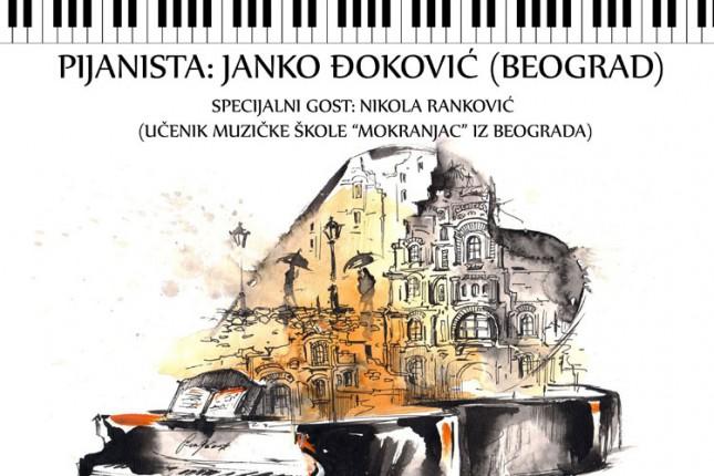 Koncert klasične muzike u petak u Velikoj većnici