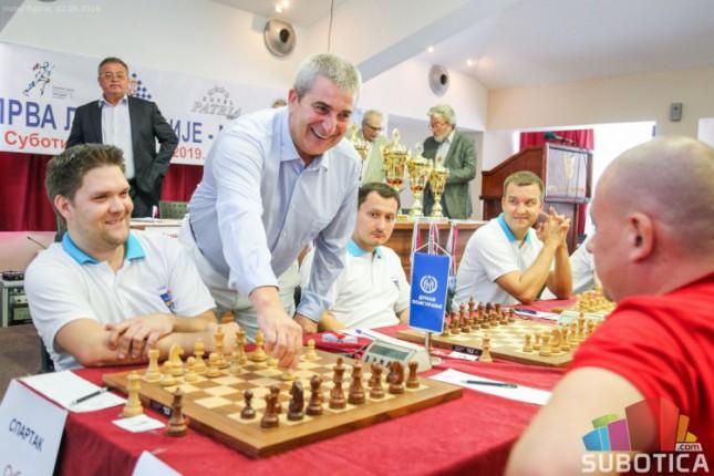 Otvoreno prvenstvo Srbije u šahu
