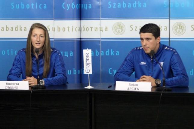 ŽFK slavi titulu u subotu i podnosi kandidaturu za kvalifikacioni turnir Lige šampiona