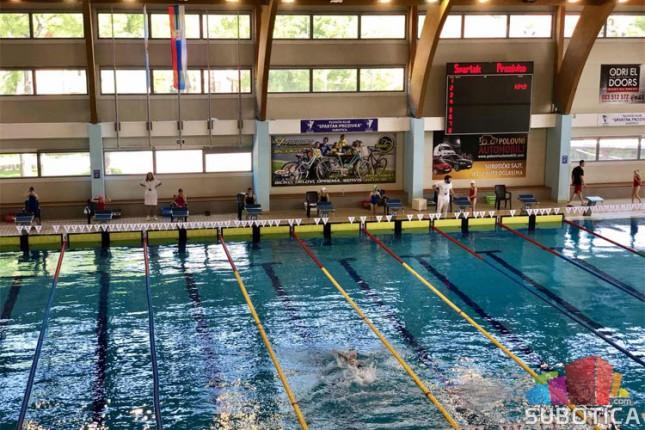 """Plivanje: Spartak ponovo najbolji na mitingu """"Prozivka 2018"""""""