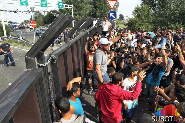 Vanredno stanje u Mađarskoj, zatvoreni prelazi, izbeglice štrajkuju glađu