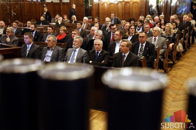 Obeleženo 40 godina Regionalne privredne komore Subotica