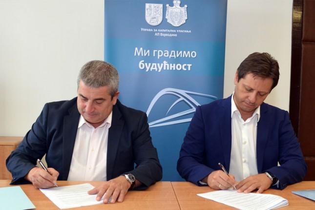 Potpisan ugovor za prenos sredstava za nastavak radova na Narodnom pozorištu