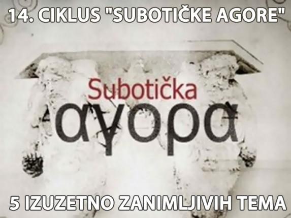 "Tribina ""Subotička Agora"" sa pet izuzetno aktuelnih tema"