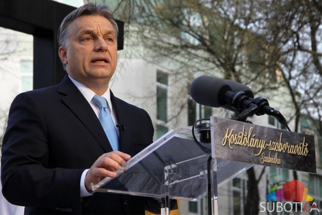 Orban pozvao vojvođanske Mađare da izađu na izbore