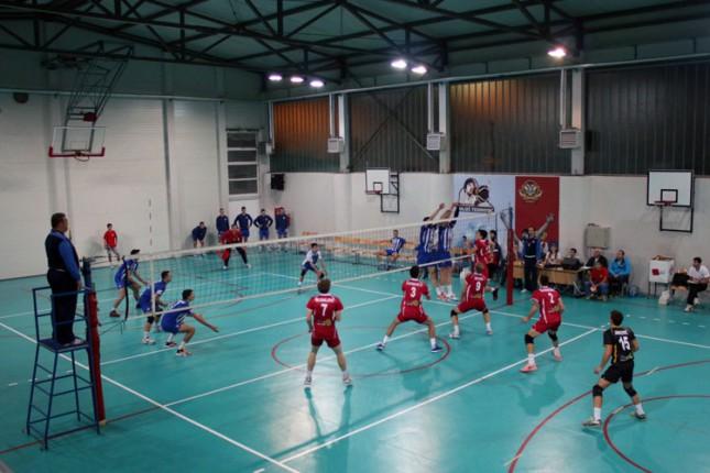 Odbojkaši Spartaka pobedom započeli sezonu u Prvoj ligi