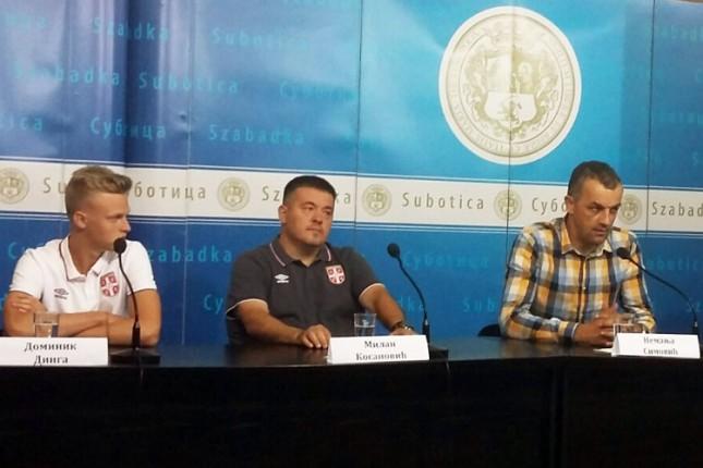 "Turnir ""Stevan Ćele Vilotić"" od 1. do 5. septembra"