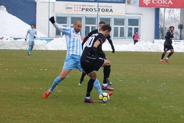 Fudbal: Spartak savladao Voždovac posle preokreta (3:2)