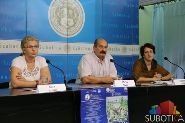 Najava 15. Festivala bunjevačkog narodnog stvaralaštva
