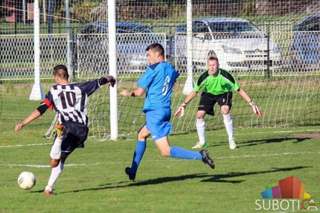 Fudbaleri Palića igrali nerešeno protiv Radničkog (1:1)