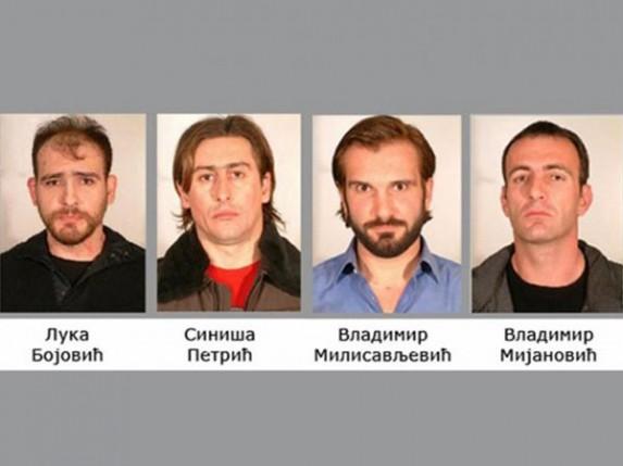 Uhapšen i član grupe Marinka Magde