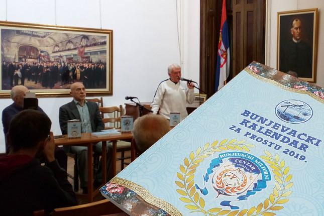 Predstavljen Bunjevački kalendar za 2019. godinu