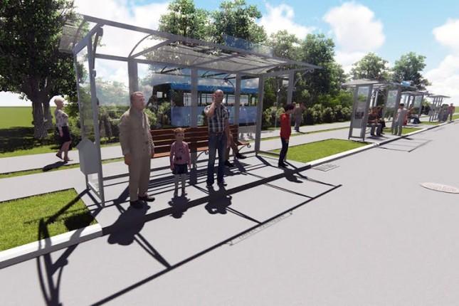 Zamena autobuskih stajališta na teritoriji Grada