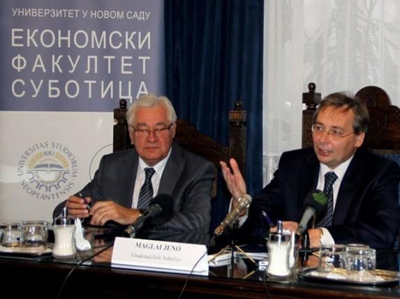 Sporazum o saradnji Ekonomskog fakulteta i lokalne samouprave