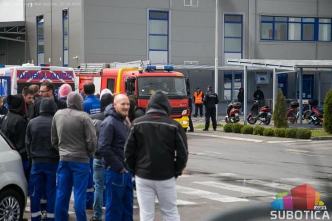 Nova lažna dojava o bombi u Industrijskoj zoni - neslana šala ili poruka poslodavcima?