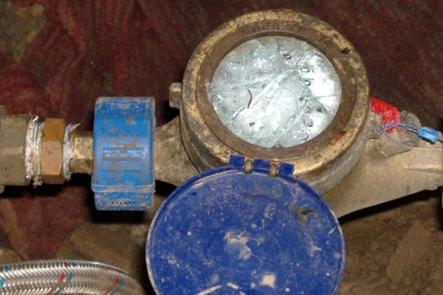 Obavezna zaštita vodomera u zimskim mesecima
