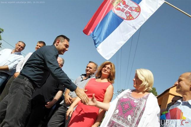 Izbegli iz Hrvatske nude kuće izbeglicama
