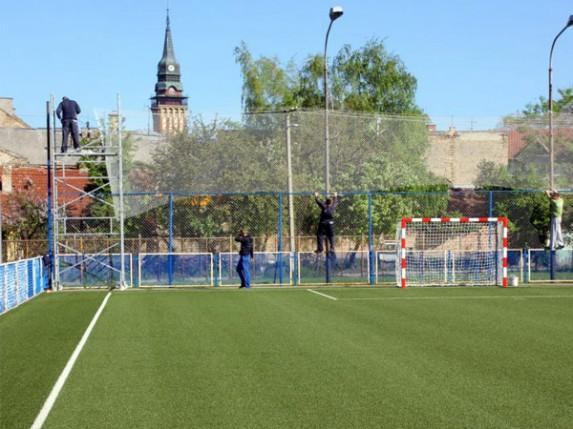 Otvaranje sportskih terena u Prvomajskoj 02. maja