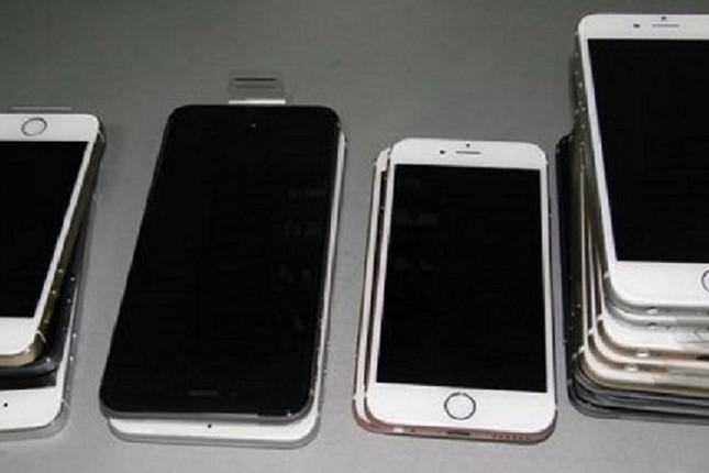 Zaplenjeno 16 ajfona na Horgošu