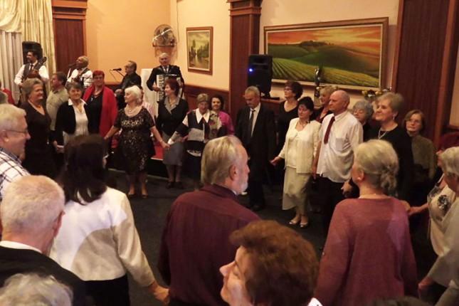 Članovi gerontoloških klubova proslavom ispratili 2017. godinu