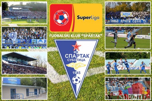 Fudbal: Spartak dočekuje OFK Bačku u četvrtak