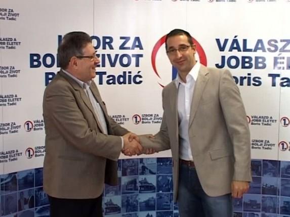 """Stipan Jaramazović podržao """"Izbor za bolji život"""""""